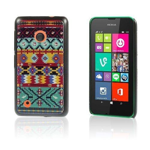 Christensen Edge Nokia Lumia 530 Kova Suojakuori Tribaali Kuvio