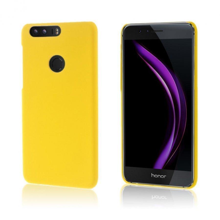 Christensen Huawei Honor 8 Kuminen Suojaava Kuori Keltainen