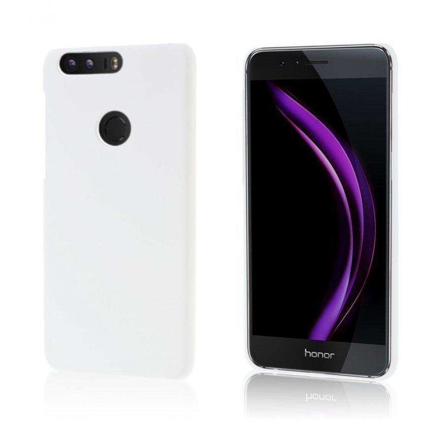 Christensen Huawei Honor 8 Kuminen Suojaava Kuori Valkoinen