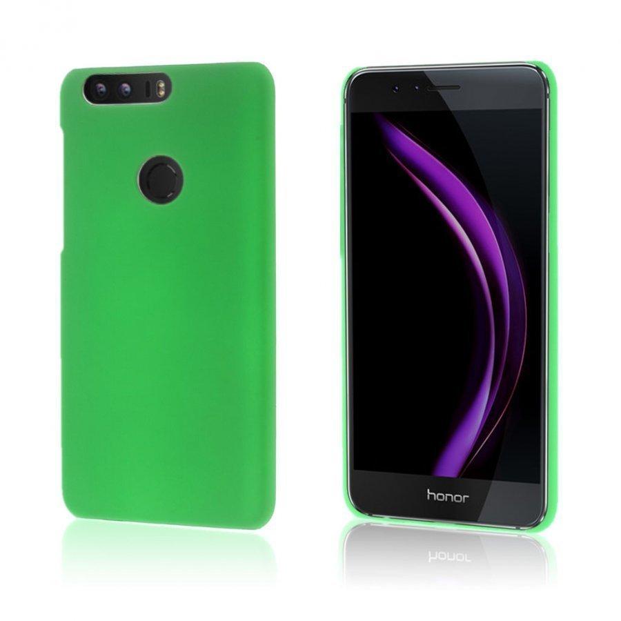 Christensen Huawei Honor 8 Kuminen Suojaava Kuori Vihreä