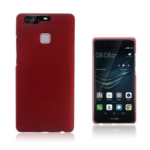 Christensen Huawei P9 Muovikuori Punainen