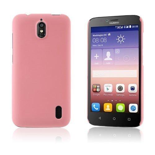 Christensen Huawei Y625 Muovikuori Pinkki