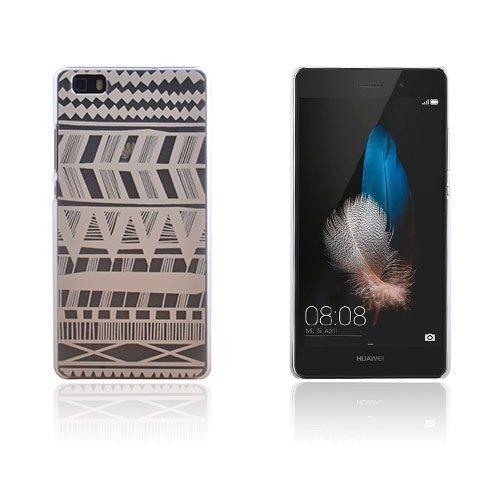 Christensen Kuvioitu Huawei Ascend P8 Lite Kuori Geometrinen Hahmo