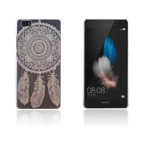 Christensen Kuvioitu Huawei Ascend P8 Lite Kuori Unensieppaaja