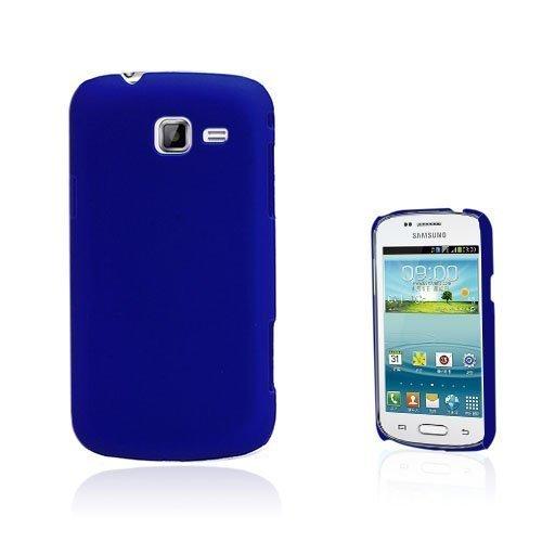 Christensen Matta Tumma Sininen Samsung Galaxy Trend Ii Suojakuori