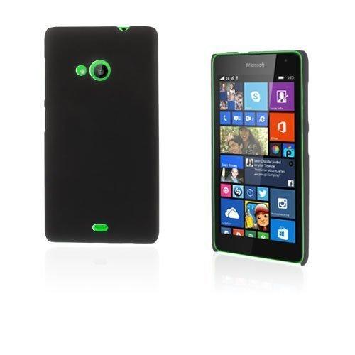 Christensen Microsoft Lumia 535 Suojakuori Musta