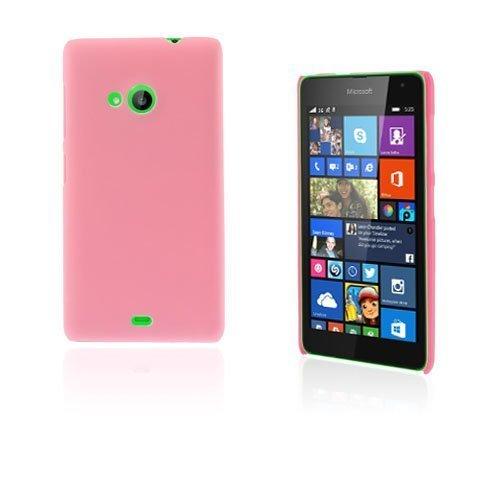 Christensen Microsoft Lumia 535 Suojakuori Vaaleanpunainen