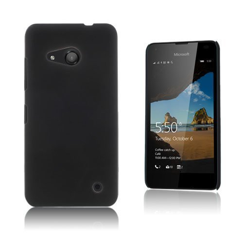 Christensen Microsoft Lumia 550 Kova Kuori Musta