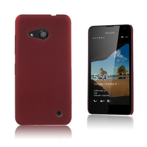 Christensen Microsoft Lumia 550 Kova Kuori Punainen