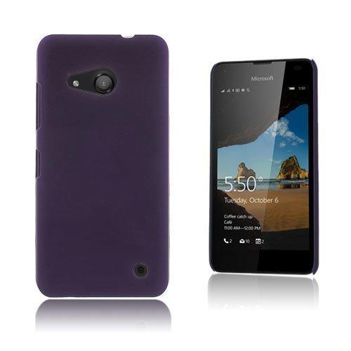 Christensen Microsoft Lumia 550 Kova Kuori Violetti