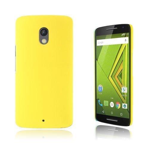 Christensen Motorola Moto X Play Kuori Keltainen