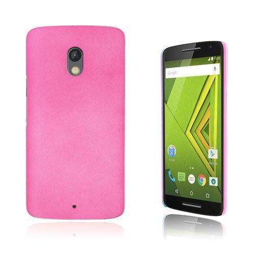 Christensen Motorola Moto X Play Kuori Kuuma Pinkki