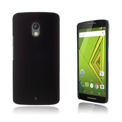 Christensen Motorola Moto X Play Kuori Musta