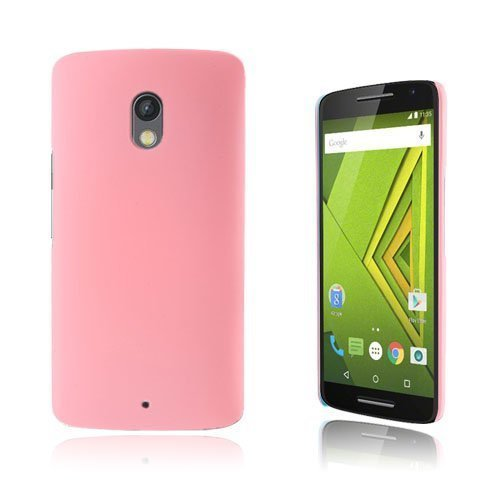 Christensen Motorola Moto X Play Kuori Pinkki