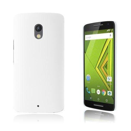 Christensen Motorola Moto X Play Kuori Valkoinen