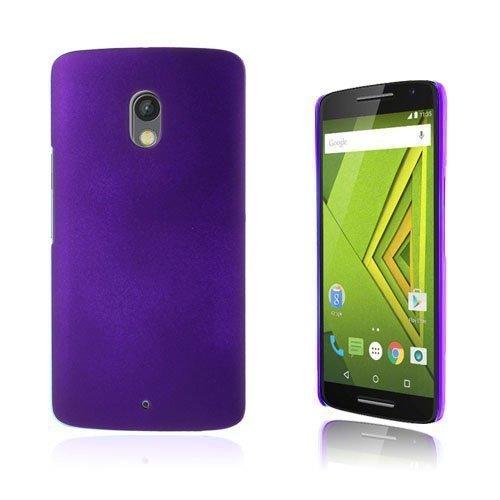 Christensen Motorola Moto X Play Kuori Violetti
