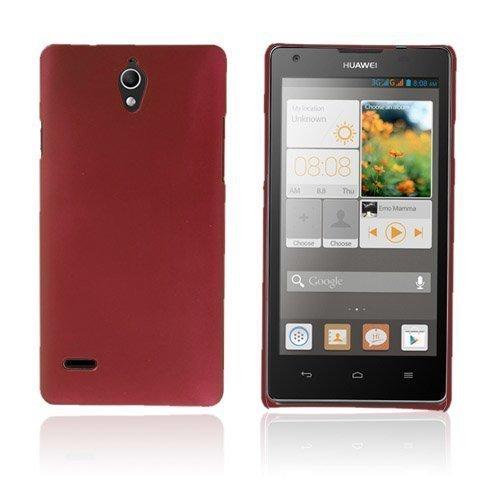 Christensen Punainen Huawei Ascend G700 Suojakotelo