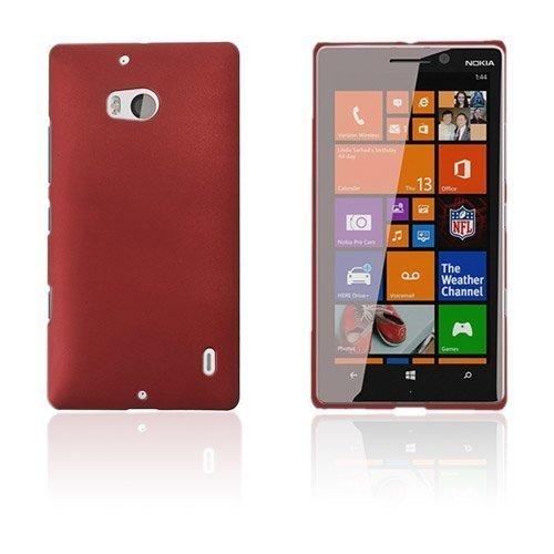 Christensen Punainen Nokia Lumia 929 / 930 Suojakuori