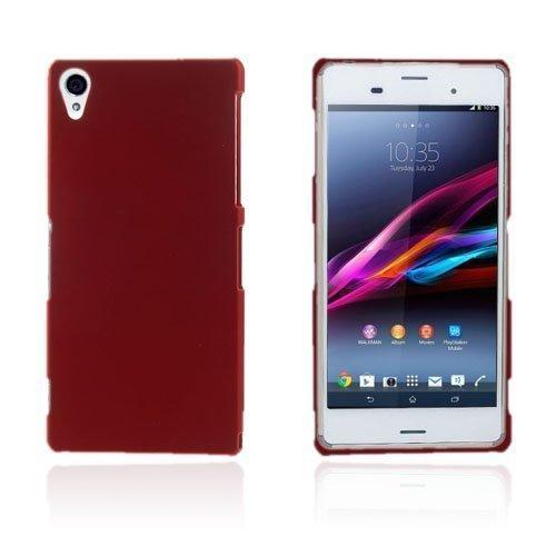 Christensen Punainen Sony Xperia Z3 Suojakuori