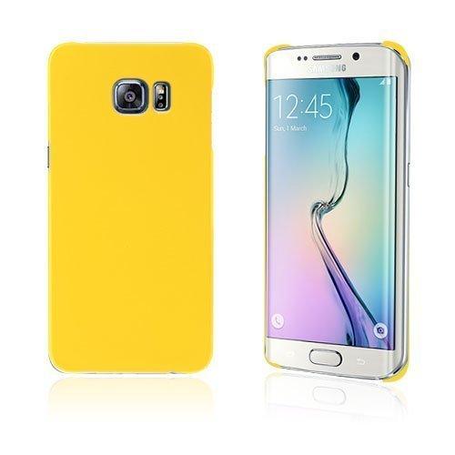 Christensen Samsung Galaxy S6 Edge Plus Kuori Keltainen