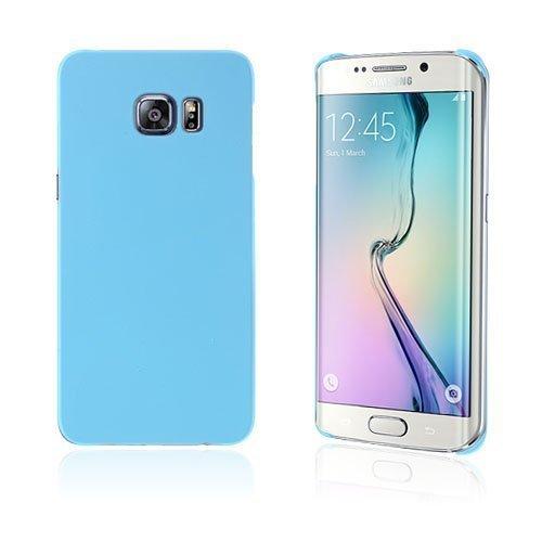 Christensen Samsung Galaxy S6 Edge Plus Kuori Vaalea Sininen
