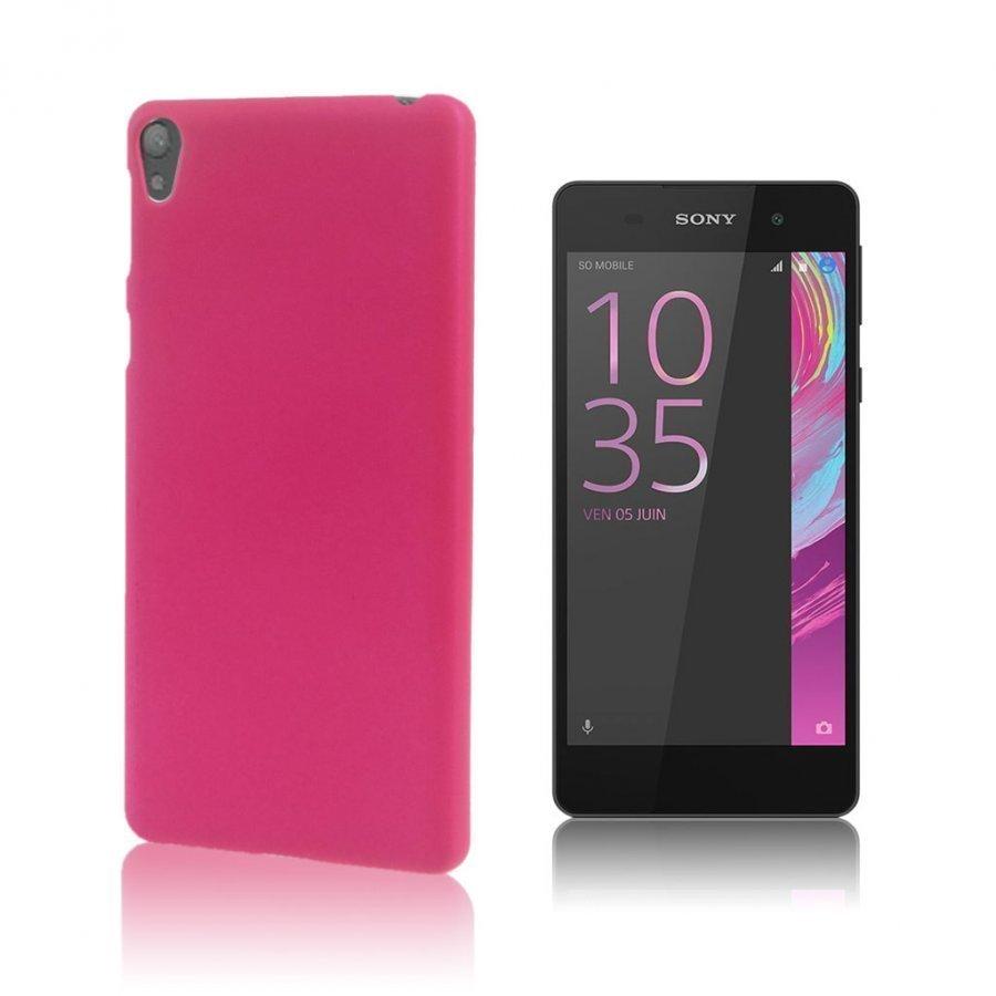 Christensen Sony Xperia E5 Kuminen Kuori Kuuma Pinkki