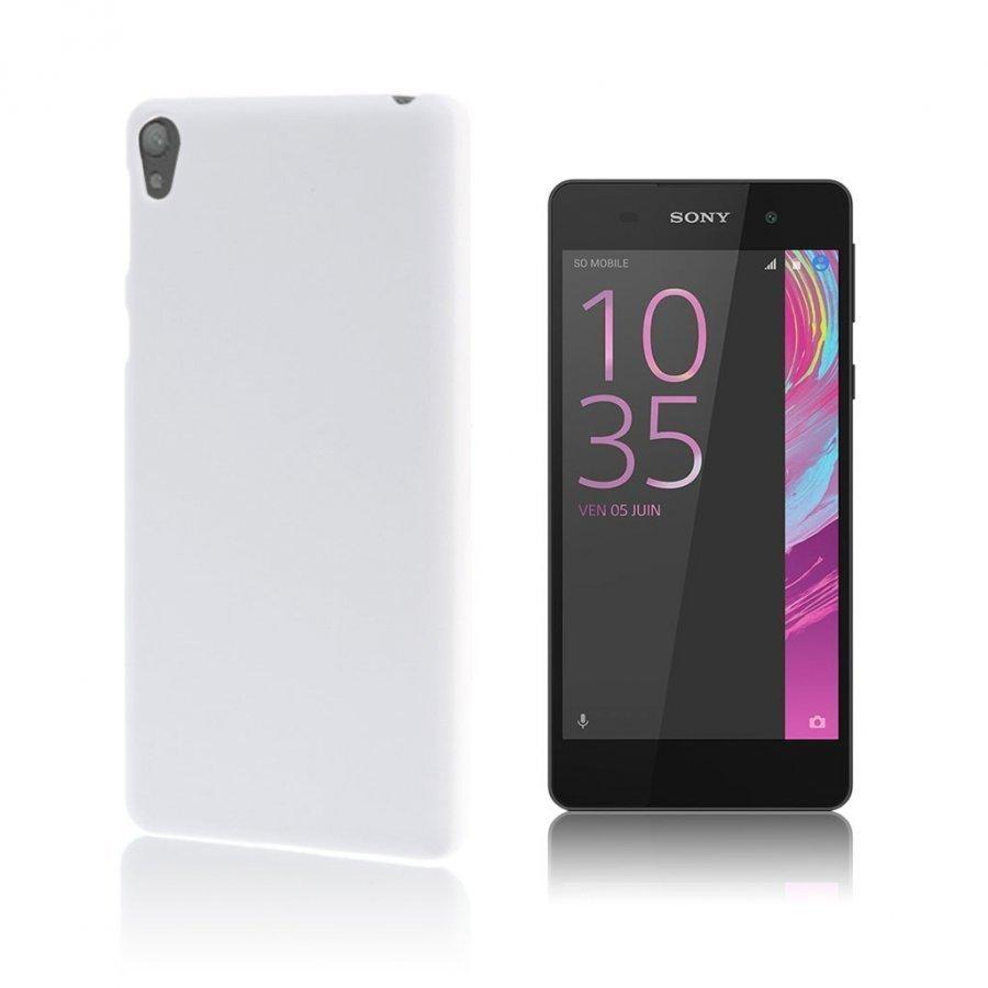 Christensen Sony Xperia E5 Kuminen Kuori Valkoinen