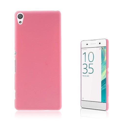 Christensen Sony Xperia Xa / Xa Dual Tupla Muovikuori Pinkki