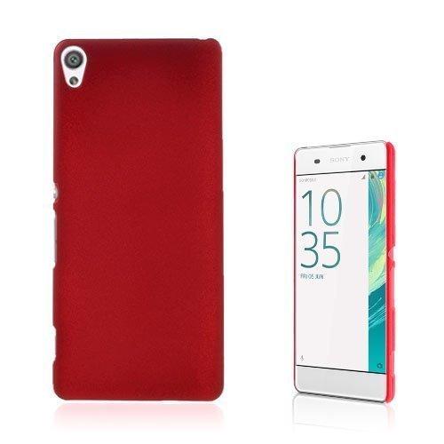Christensen Sony Xperia Xa / Xa Dual Tupla Muovikuori- Punainen