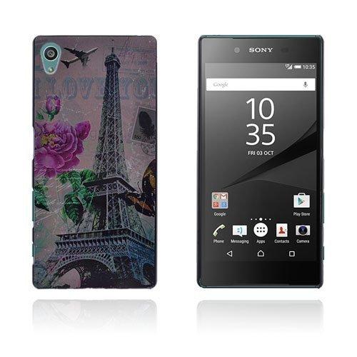 Christensen Sony Xperia Z5 Kuori Eiffel Torni