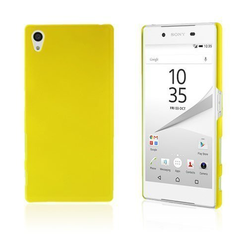 Christensen Sony Xperia Z5 Kuori Keltainen