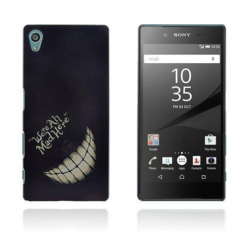 Christensen Sony Xperia Z5 Kuori Olemme Kaikki Hulluja Täällä