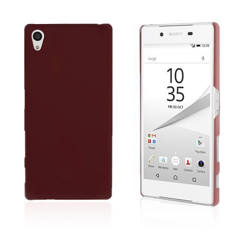 Christensen Sony Xperia Z5 Kuori Punainen