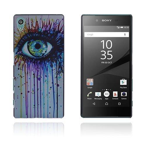 Christensen Sony Xperia Z5 Kuori Väritetty Silmä