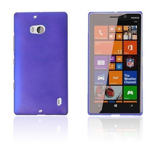 Christensen Tumma Sininen Nokia Lumia 929 / 930 Suojakuori