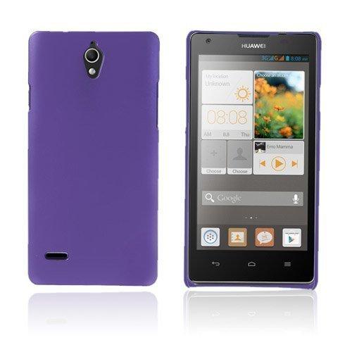 Christensen Violetti Huawei Ascend G700 Suojakotelo