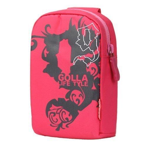 Classic City Bag Pinkki Puhelinpussi