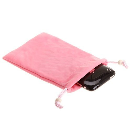Classic Puhelinpussi Pinkki