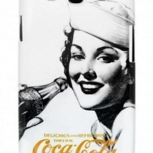 Coca-Cola Hardcover Golden Beauty for Samsung Galaxy S3