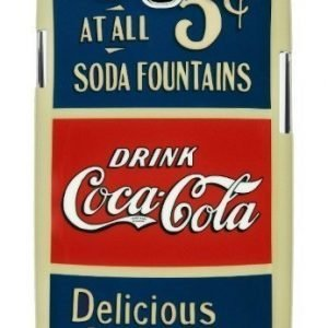 Coca-Cola Hardcover Old 5cents for Samsung Galaxy S4