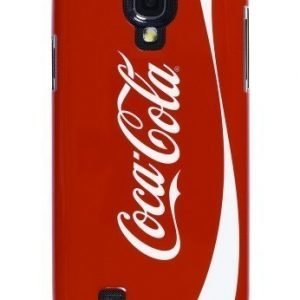 Coca-Cola Hardcover for Samsung Galaxy S4 Original Logo