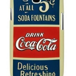 Coca-Cola Hardcover for Samsung Galaxy SIII Old 5 Cents