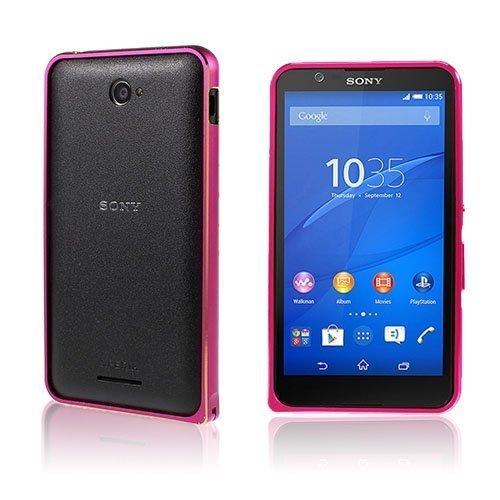 Collett Sony Xperia E4 Suojus Kuuma Pinkki