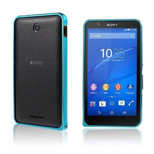 Collett Sony Xperia E4 Suojus Sininen
