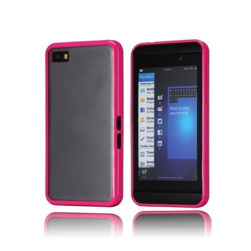 Coloredge Kuuma Pinkki Blackberry Z10 Suojakuori