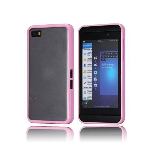 Coloredge Pinkki Blackberry Z10 Suojakuori