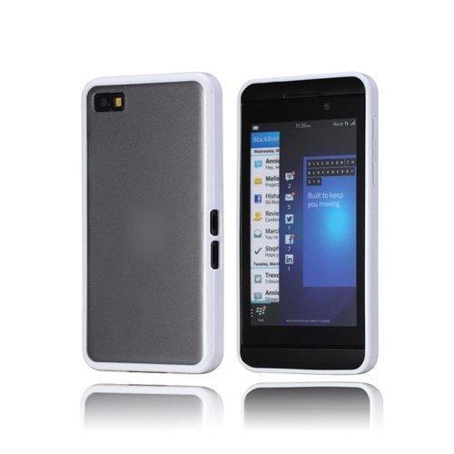 Coloredge Valkoinen Blackberry Z10 Kotelo