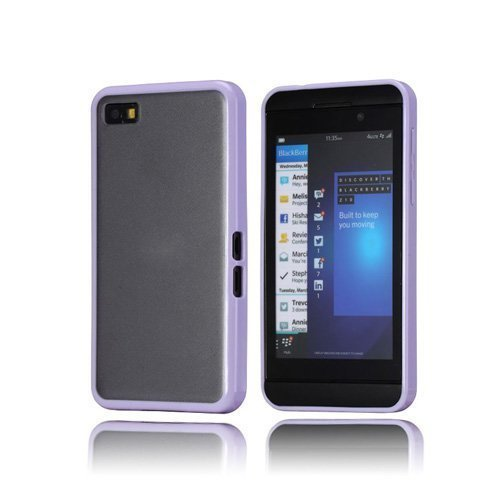 Coloredge Violetti Blackberry Z10 Kotelo