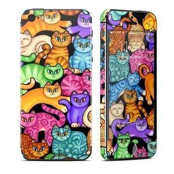 Colorful Kittens iPhone 5S iPhone SE