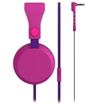 Coloud Boom Stereo Headset Purple